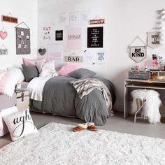 25+ Ideas de habitaciones para chicas adolescentes