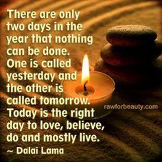 Favorite quote from the Dalia Lama