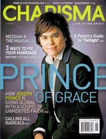 """So the Americans have finally discovered Joseph Prince. A few weeks ago Charisma magazine published an interesting article on the Singaporean preacher entitled """"Prince of Grace."""" The article descri..."""