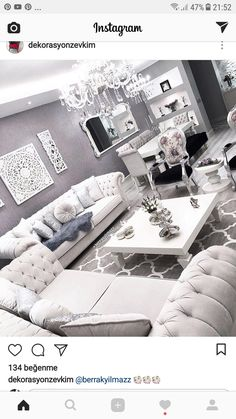New living room cozy glam ideas Dining Room Remodel, Curtains Living Room, Living Dining Room, New Living Room, Trendy Living Rooms, House Interior, Living Room Decor Modern, Cozy Living Rooms, Dream Rooms
