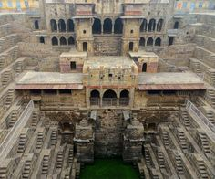 Journalist Spends Four Years Traversing India to Document Crumbling Subterranean Stepwells Before they Disappear | Thousands of stepwells were built in India starting around the 2nd and 4th centuries A.D. where they first appeared as rudimentary trenches but slowly evolved into much more elaborate feats of engineering and art.