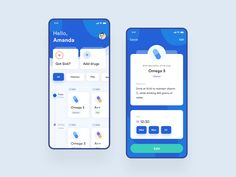Pill Reminder | Add pills by Vadim Android Material Design, Android App Design, App Ui Design, Interface Design, Android Ui, User Interface, Website Design Layout, Design Layouts, Website Designs