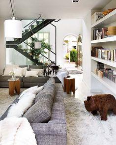 #WestwingNL. Comfy woonkamer. Voor meer inspiratie: westwing.me/shopthelook