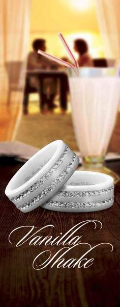 Click here to view our 'Vanilla Shake' rings, which will help you look Fabulous with any outfit! Order directly via www.fifthavenuecollection.com/yokafor so repin  Keep Sparkling!