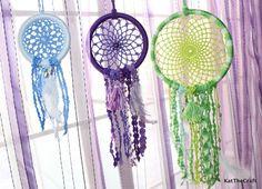 Dream catchers are handmade objects hung near the bed or the place where one sleeps to protect a sleeping person from bad dreams. It i...