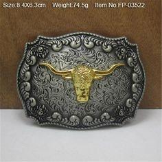 High Quality Belt Buckles For Men Belt Diy Accessories Bull Belts Buckles  Metal Cowboy Belt Buckle cb3aa822f08