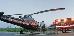 Phoenix medevac gets $650K donation | Fort McMurray Today