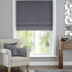 Sevilla tranquility dove blackout roller blind idee deco - Laura ashley sevilla ...