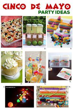Magnolia Creative Co.: Cinco De Mayo Party Ideas and Friday Favorites