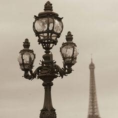 Stock Photo of paris france bridge pont alexandre iii street lamp eiffel Pont Alexandre Iii, Places To Go, The Places Youll Go, Paris City, Paris Eiffel Tower, Street Lamp, What A Wonderful World, Life Is Beautiful, Lanterns