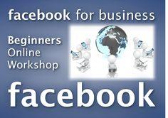 Check out the 'Facebook For Business Beginners Online Workshop' Visit http://socialmediashortcut.com/events for more information! #Facebook ...