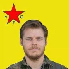 Australian YPG fighter Ashley Johnston's R.I.P