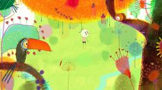 Review: 'Boy and the World,' a Colorful and Stirring Animated Journey - The New York Times