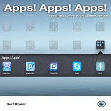 Apps! Apps! Apps! - Kurt Klynen: Dit boek is tot stand gekomen door de vele vragen van leerkrachten die aan de slag willen gaan met hun iPad in de klas. Een vraag die steeds terugkomt: Welke apps hebben we nu zeker nodig?  Op basis hiervan geef ik je een korte rondleiding op mijn persoonlijke iPad. Verwacht je aan een lijst die je op weg zal helpen, maar die zeker niet definitief is. Denk eraan, dit zijn je eerste stappen naar het integreren van dit toestel in je dagelijkse lespraktijk.