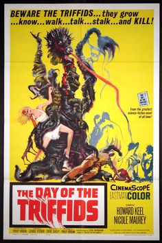 MY FAVORITE MONSTER MOVIES-- ones I can watch again and again and always enjoy!  In no particular order, just as I find their posters...