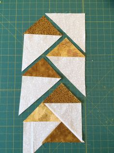 Check out our information site for a whole lot more pertaining to this astonishing photo Patchwork Quilting, Scrappy Quilts, Mini Quilts, Quilting Tutorials, Quilting Projects, Quilting Designs, Patchwork Designs, Quilt Block Patterns, Pattern Blocks