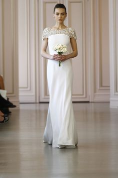 Oscar de la Renta Spring 2016 | NY Bridal Week