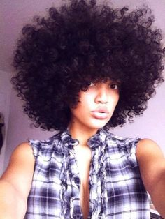 Love the fro