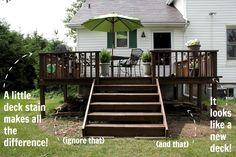 Easy DIY Shutters - The Creek Line House