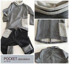 Buboo Stylish Set POCKET dandelion. Stylish Kids Clothes, Stylish Kids, Buboo style, Kids Fashion, Toddler Clothes.