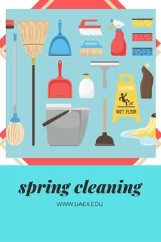 Spring Cleaning Time in the Ozarks Green Cleaning, Spring Cleaning, Wet Floor, Washing Soda, Front Load Washer, Oil Stains, Least Favorite, Bathroom Kids, Rubbing Alcohol