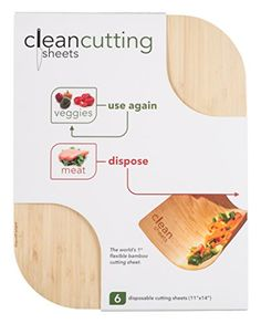 Easy Cleanup! No Germs! Real Bamboo With Plastic Flexibil... https://www.amazon.com/dp/B01EEZ7FDG/ref=cm_sw_r_pi_dp_U_x_YB5GAb378FG3A