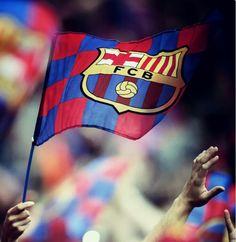 FC BARCELONA No es un amor a un equipo y jugadores. Es amor por Catalunya y su gente, por todo lo que representa. Por eso somos más que un equipo.