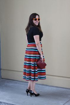 Contemporary Curves // Cynthia Rowley   Color Me Styled