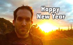 Happy New Year!  I'm putting a #NewYears video up on Tuesday why not subscribe as a #NewYearsResolution https://www.youtube.com/c/davidaugust?sub_confirmation=1  #happy #new #year #instagood #sun #beautiful #nature #beauty #man #face