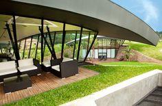 Два дома от студии Bauen