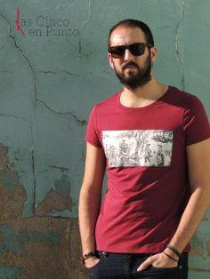 Camiseta Piknik http://lascincoenpunto.com/camiseta-piknik/