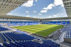 Cardiff City FC Stadium Wallpaper
