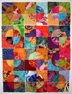 Wow! There are some really great quilts at this website!