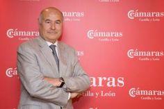 Vicente Villagrá, presidente del Consejo Regional de Cámaras de Castilla y León.