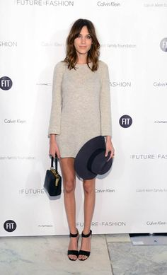Take a look at personality and fashion favourite Alexa Chung's best outfits from her red carpet style to her off-duty looks.