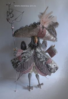 Morning angel. Art doll by Lada Repina