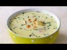 Ciorba radauteana pas cu pas - reteta video | JamilaCuisine Real Food Recipes, Soup Recipes, Cooking Recipes, Healthy Recipes, The Science Of Cooking, Cant Stop Eating, Romanian Food, Romanian Recipes, Good Food