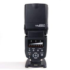 Yongnuo Speedlite YN560 Flash for Canon, Nikon Cameras:Amazon:Camera & Photo