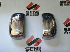 Fiat Doblo Abs Krom Ayna Kapağı 2000-2010