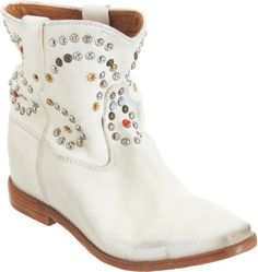 075142f0076 Buy it Isabel Marant White Boot Boot Scootin Boogie