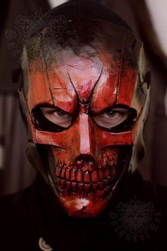 Red Skull by SatanaelArt on Etsy