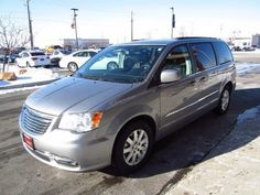 2014 Chrysler Town & Country, 40,261 miles, $18,950.