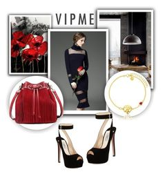 """""""VIPME 1"""" by fashiondiary5 ❤ liked on Polyvore featuring Prada and vipme"""