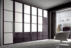 Bedroom Design: 59 ideas wardrobe wood finish and glass panels Glass Panels, It Is Finished, Bedroom, Wood, Furniture, Design, Home Decor, Ideas, Decoration