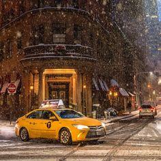 Timeless Delmonicos under the blizzard by @gregroxphotos Greg Rox Photography | newyork newyorkcity newyorkcityfeelings nyc brooklyn queens the bronx staten island manhattan