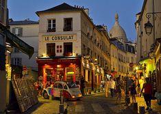 Montmartre Paaris