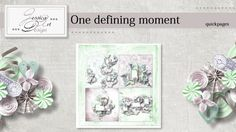 One defining moment quickpages by Jessica art-design