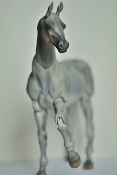 Very cool BJD horse, so detailed!