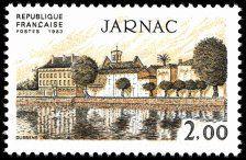 Jarnac - Timbre de 1983