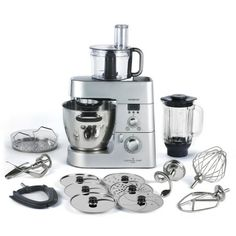 Kenwood Cooking Chef Induction Kitchen Machine…Mixer, blender and food processor, all in one!